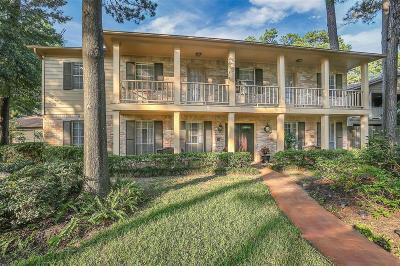 Memorial Northwest Single Family Home For Sale: 17214 Lazy Hill Lane