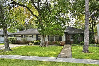 Bellaire Single Family Home For Sale: 803 Carol