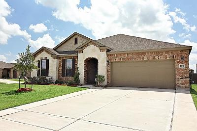 Pearland Single Family Home For Sale: 3616 Anzac Meadow Court