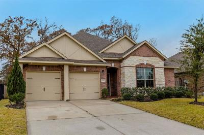 Tomball Single Family Home For Sale: 184 W Heritage Mill Circle
