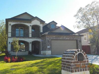 Houston Single Family Home For Sale: 8218 Swiss Lane