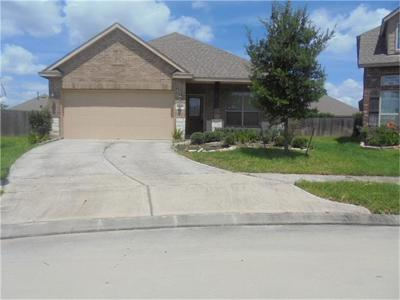 Humble TX Single Family Home For Sale: $192,000