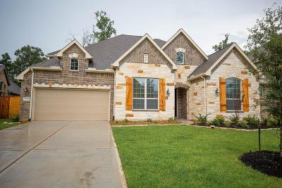 New Caney Single Family Home For Sale: 23419 Elmwood Bend Lane