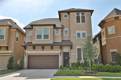 Houston Single Family Home For Sale: 13426 N Stoneleigh Terrace Drive