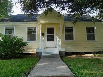 Houston Single Family Home For Sale: 1902 Ahrens