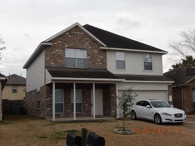 Spring Single Family Home For Sale: 2022 Fisher Trace Court