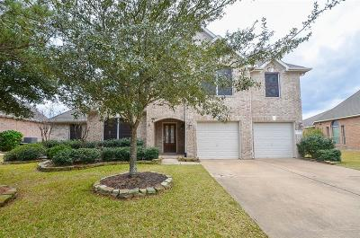 Cypress Single Family Home For Sale: 20107 Stanton Lake Drive
