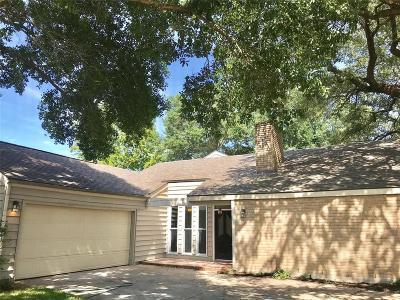 Houston Single Family Home For Sale: 4514 Sylvan Glen Drive