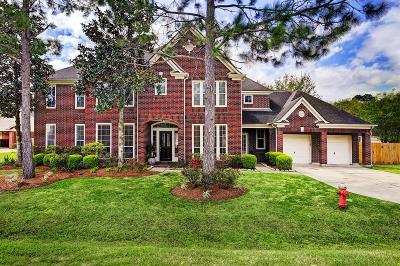 Friendswood Single Family Home For Sale: 208 Trail Bend Lane
