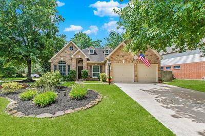 The Woodlands TX Single Family Home For Sale: $342,000