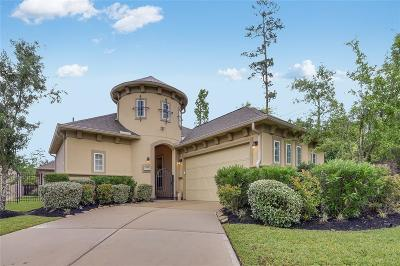 Tomball Single Family Home For Sale: 113 Sundown Ridge Place
