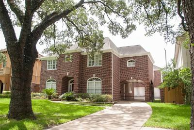 Bellaire Single Family Home For Sale: 4607 Park Ct Court