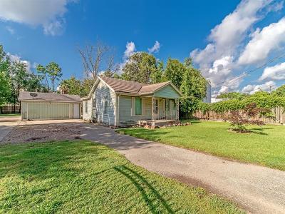 Houston Single Family Home For Sale: 963 Judiway Street