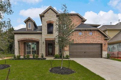 Conroe Single Family Home For Sale: 265 Redwood Canyon Trail