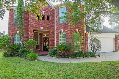 Pearland Single Family Home For Sale: 2528 Sunday House Court