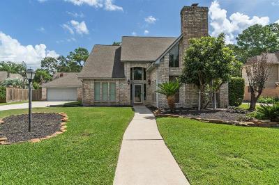 Memorial Northwest Single Family Home For Sale: 17730 December Pine Lane