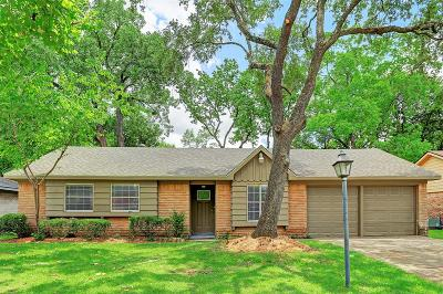Houston Single Family Home For Sale: 6015 Dawnridge Drive