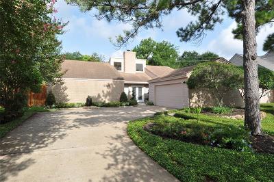 Harris County Single Family Home For Sale: 12335 Meadow Lake Drive