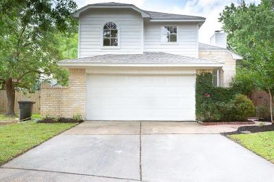 Tomball Single Family Home For Sale: 12310 Exbury Court