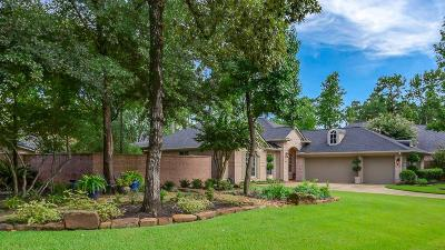 The Woodlands Single Family Home For Sale: 63 Eagle Mead Place