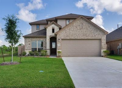 Texas City Single Family Home For Sale: 8713 Explorer
