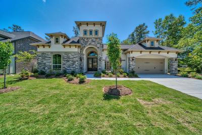 Conroe Single Family Home For Sale: 10415 Roseate Skimmer