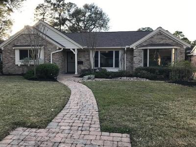 Single Family Home For Sale: 4911 Candlemist Drive