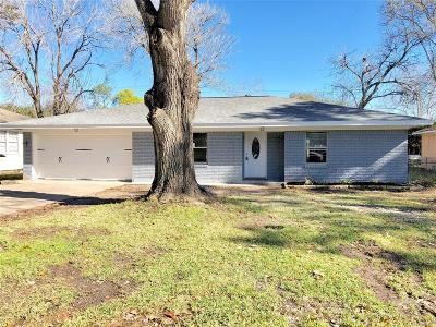 Bay City TX Single Family Home For Sale: $179,500