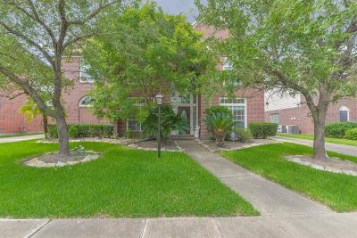 Houston Single Family Home For Sale: 3814 Shady Harbor Drive