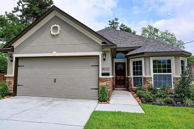 Houston Single Family Home Pending: 3401 McGowen Street