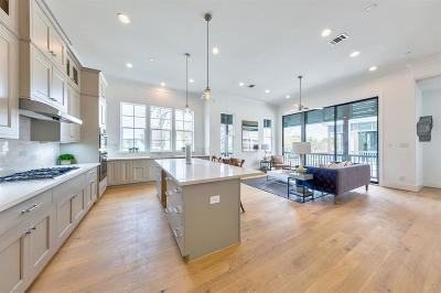 Houston Single Family Home For Sale: 320 W 20