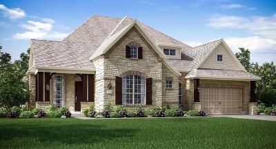 Conroe TX Single Family Home For Sale: $496,375