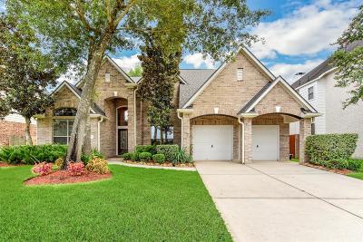 Cypress Single Family Home For Sale: 16015 Mustang Glen Lane