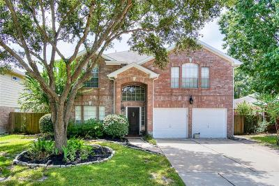 Katy Single Family Home For Sale: 23727 Welch House Lane