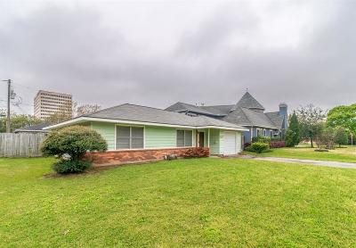 Bellaire Single Family Home For Sale: 507 Wilmington Drive