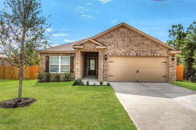 Conroe Single Family Home For Sale: 7610 Dusty Melody Lane