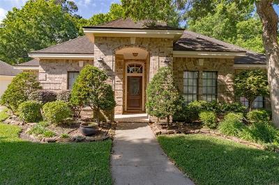 Baytown Single Family Home For Sale: 2 Arroyo Circle