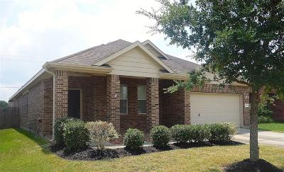Kingwood Single Family Home For Sale: 21522 Rose Mill Drive