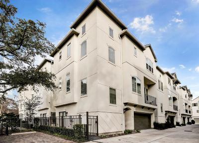 Houston Single Family Home For Sale: 8221 Cambridge Street