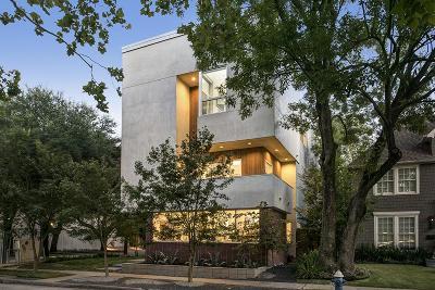 Houston Condo/Townhouse For Sale: 4904 S Shepherd Drive