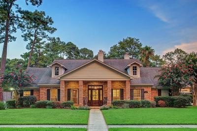 Houston Single Family Home For Sale: 12418 Huntingwick Drive