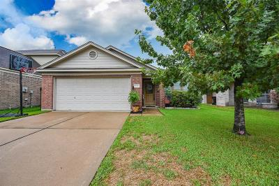 Cypress Single Family Home For Sale: 15319 Fir Woods Lane