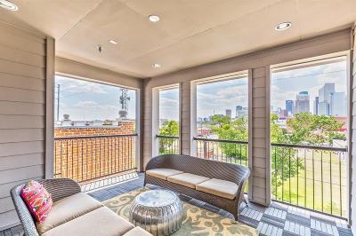 Houston TX Single Family Home For Sale: $590,000