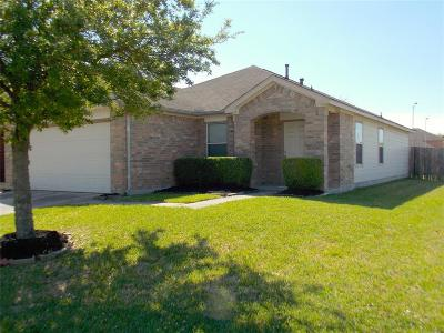Humble Single Family Home For Sale: 9402 Shaded Pines Drive