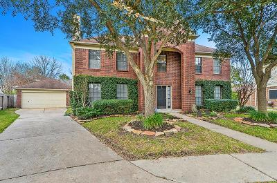 Single Family Home For Sale: 17910 Shady Bridge Court