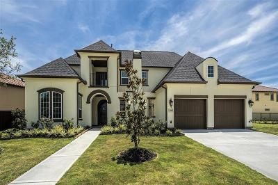 Katy Single Family Home For Sale: 1810 Creekside Drive