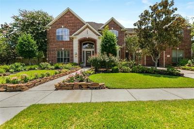 Friendswood Single Family Home For Sale: 208 Salmon Creek Lane