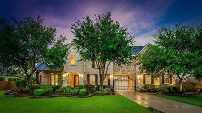 Tomball Single Family Home For Sale: 24826 Waterstone Estates Circle W