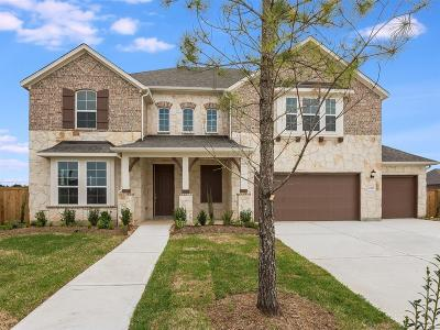 Pearland Single Family Home For Sale: 2227 Briarstone Bluff Crossing