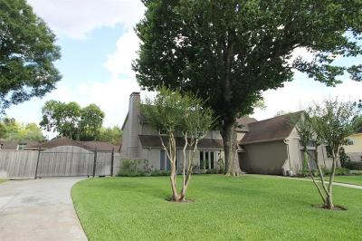 Houston Single Family Home For Sale: 1315 E Vistawood Drive